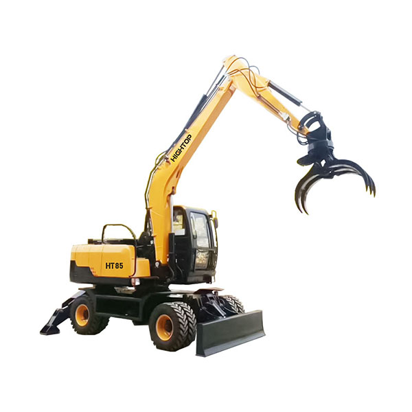 8.5T Wheel Grab Loader